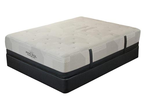 Carolina Furniture King Koil Mattress and Boxsprings